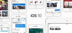 iOS 10.1 erschienen